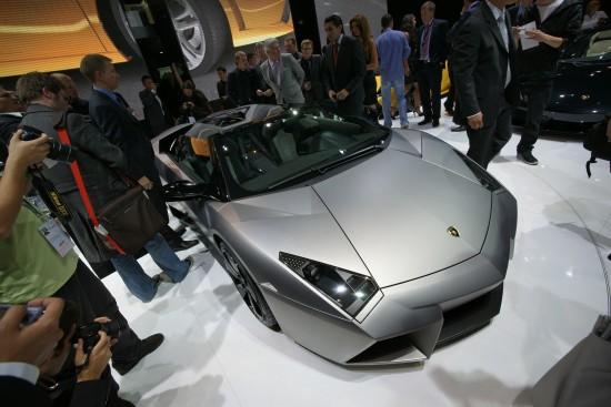 Lamborghini Reventon Roadster Frankfurt