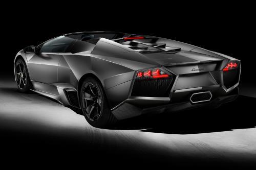 Lamborghini Reventon Roadster - полная информация - фотография lamborghini