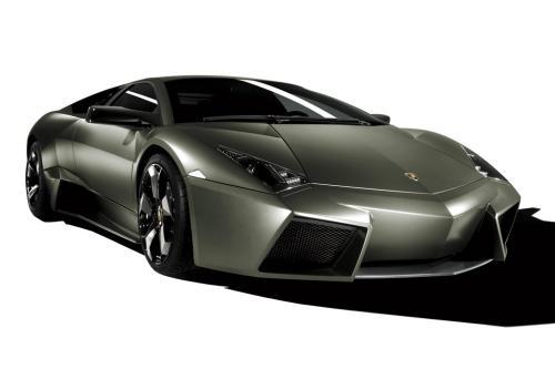 Lamborghini Reventón № 20 доставляется - высоко exclusive limited edition-это полный