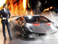 Lamborghini Sesto Elemento at Paris 2010 , 4 of 13