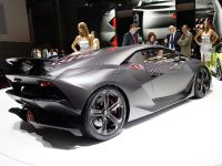 Lamborghini Sesto Elemento at Paris 2010 , 8 of 13