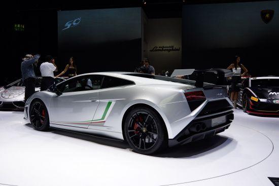 Lamborghini Squadra Corse Frankfurt