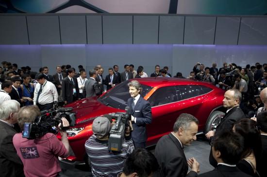 Lamborghini Urus Concept Beijing Debut