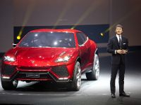 Lamborghini Urus Concept at Beijing 2012, 1 of 4
