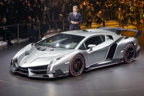 Lamborghini Veneno Geneva