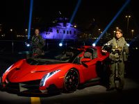 thumbnail image of Lamborghini Veneno Roadster at Abu Dhabi