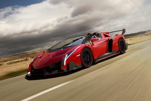 Lamborghini Veneno Roadster - Цена €5,699,999 - фотография lamborghini