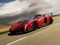 Lamborghini Veneno Roadster, 1 of 7
