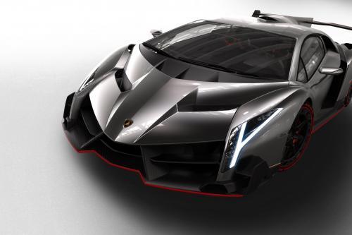 2013 Geneva Motor Show: Lamborghini Veneno