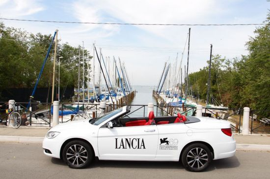 Lancia Flavia Red Carpet Special Edition