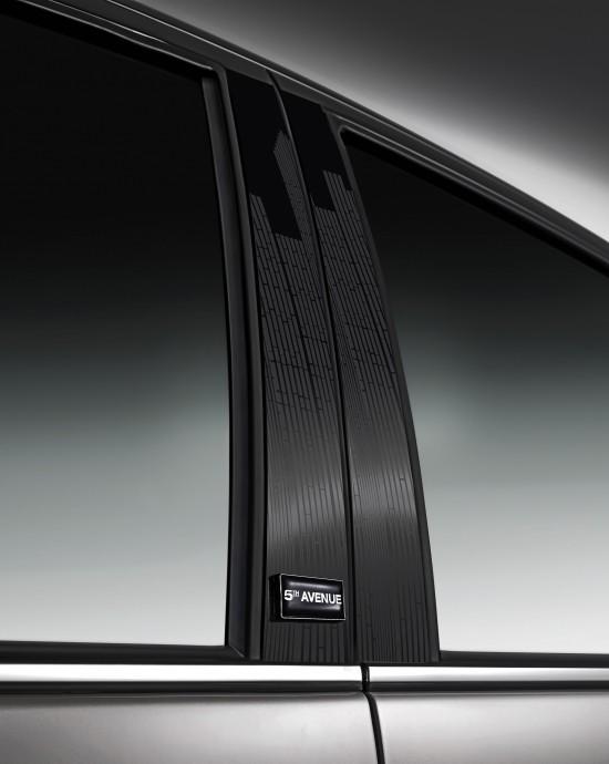 Lancia Musa 5th Avenue Concept