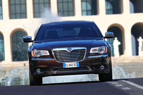 Lancia покажет 6 автомобилей