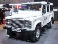Land Rover All-Terrain Electric Geneva 2013