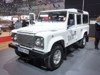 thumbnail image of Land Rover All-Terrain Electric Geneva 2013