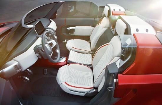 Land Rover Defender Concept 100