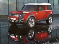 Land Rover Defender Concept 100, 2 of 8