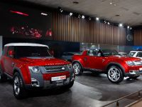 Land Rover Defender Concept 100, 3 of 8