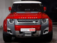 Land Rover Defender Concept 100, 4 of 8