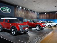 Land Rover Defender Concept 100, 5 of 8