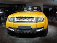 thumbnail image of Land Rover Defender DC100 Sport Frankfurt 2011
