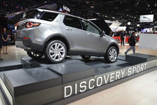 Land Rover Discovery Sport Los Angeles