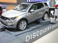 Land Rover Discovery Sport Los Angeles 2014, 1 of 7