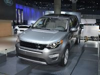 Land Rover Discovery Sport Los Angeles 2014, 2 of 7