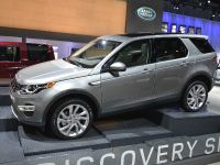 Land Rover Discovery Sport Los Angeles 2014, 3 of 7