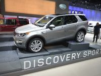 Land Rover Discovery Sport Los Angeles 2014, 4 of 7