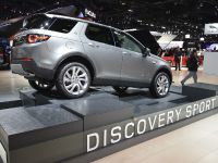 Land Rover Discovery Sport Los Angeles 2014, 5 of 7