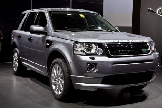 Land Rover Freelander 2 Moscow