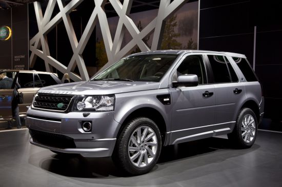 Land Rover Freelander 2 Moscow