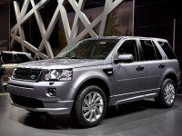 Land Rover Freelander 2 Moscow 2012