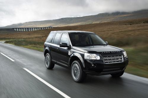 2010 Land Rover Freelander 2 Sport в Великобритании с января