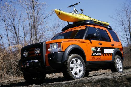 Land Rover G4 challenge: прошлое, настоящее и будущее