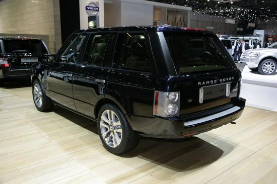 Land Rover Range Rover Westminster Geneva