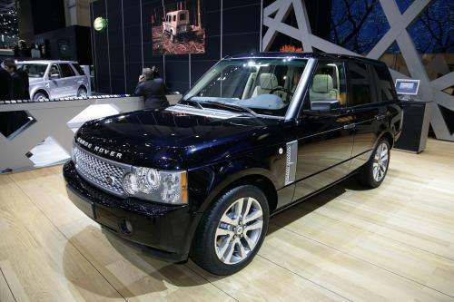 Land Rover Дебютирует Новейший Комплекс В 2009 Году На Женевском Автосалоне