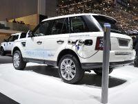 thumbnail image of Land Rover Range_e Geneva 2011