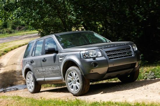 Land Rovers Diesel Erad Hybrid E Terrain