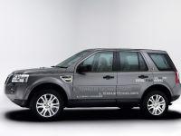 Land Rovers diesel erad hybrid & e_terrain technologies, 6 of 8