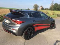 LARTE Design Infiniti QX30 Hot Hatch , 3 of 4
