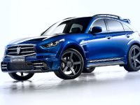 LARTE Design Infiniti QX70, 1 of 3