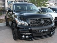 LARTE Design Infiniti QX80 at 2014 Sema Show in Las Vegas, 1 of 10