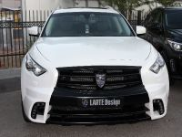 LARTE Design Infiniti QX80 at 2014 Sema Show in Las Vegas, 3 of 10