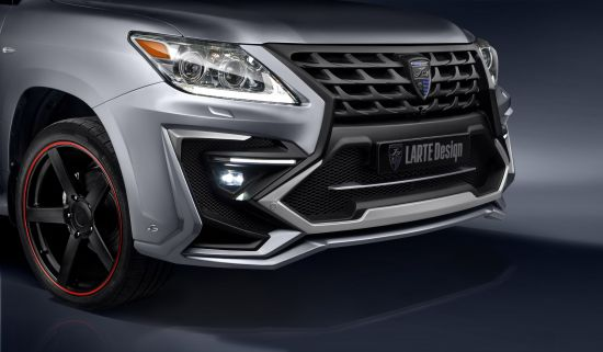 Larte Design Lexus LX 570 Alligator