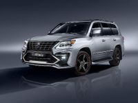 Larte Design Lexus LX 570 Alligator, 1 of 12