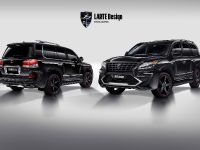 Larte Design Lexus LX 570 Alligator, 11 of 12