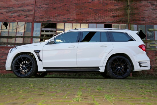 Larte Design Mercedes-Benz GL Black Crystal