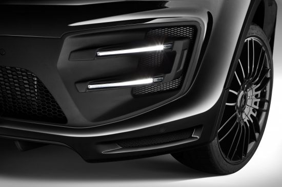 Larte Design Range Rover Evoque Black
