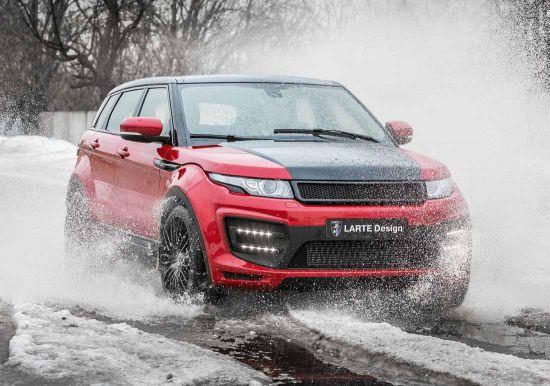 LARTE Design Range Rover Evoque